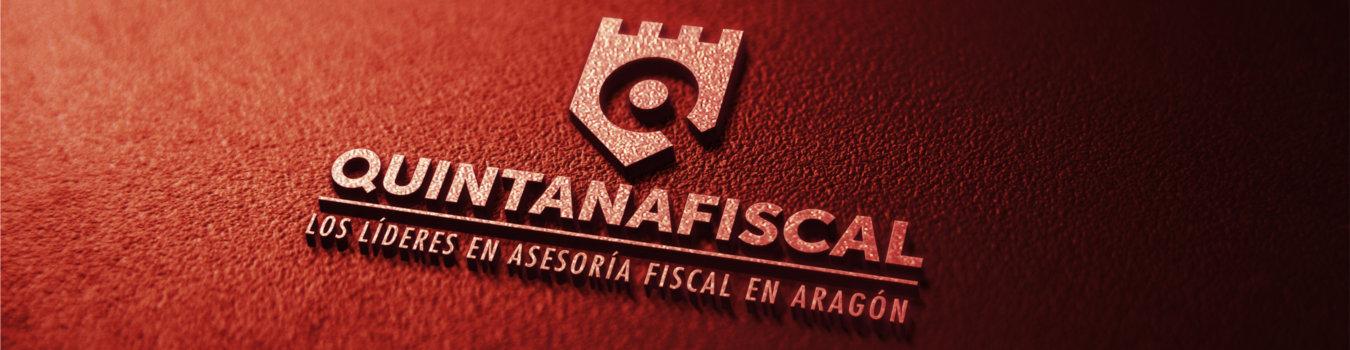 Quintana Fiscal. Corporativa. Rojo. Cabecera