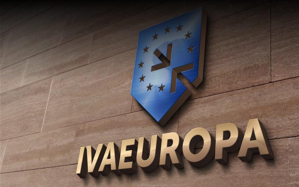 IVAEuropa. Corporativa. Pared. Contenedor