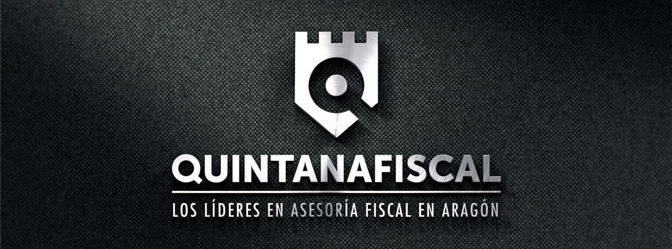 Quintana Fiscal. Corporativa. Plata y Gris. Grande