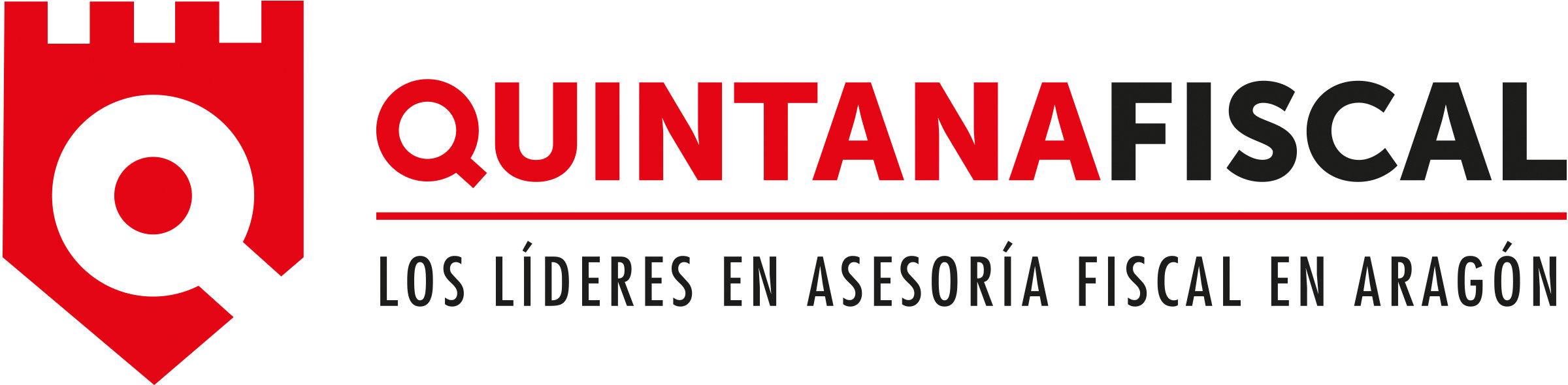 QUINTANA Fiscal. Logo Marca Horizontal. Gran formato