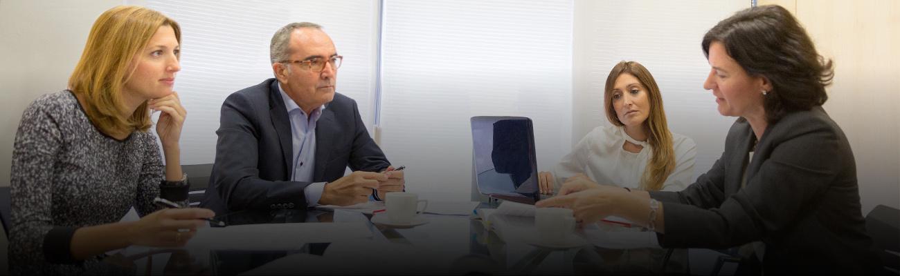 Quintana Fiscal. El equipo directivo