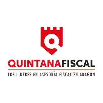 QUINTANA Fiscal. Logo marca. Cuadrada